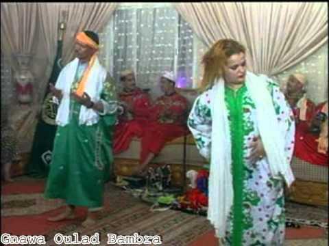 """MàaLam Abdelkbir Marchan -"""" Chorafa -_ Baba L3arabi +Bouchama _"""" & Gnawa Oulad Bambra"""