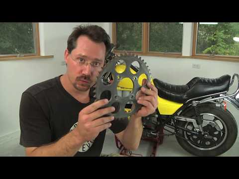15 Build Your Own Electric Motorcycle - FULL - 15 Driveline and gearing