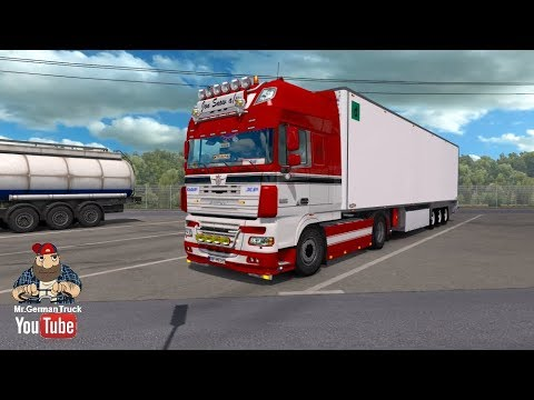 The DAF XF by 50k [1.17+] [v 4.1 – 24.10.2017]