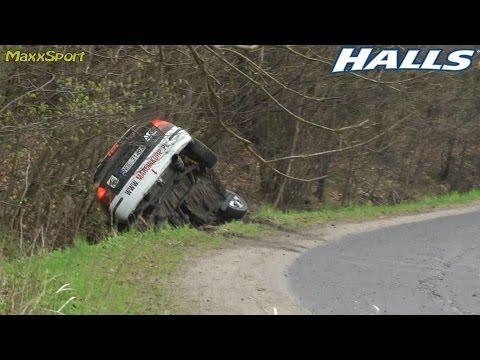 42 Rajd Świdnicki Krause 2014 - Action & Crash