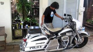 HARLEY FLH POLICE full download video download mp3 download music download