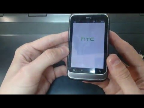 Сброс графического ключа HTC Wildfire S Factory Hard reset: Free Video and related media - Mashpedia Player