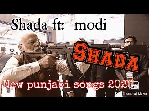 Shada ft: Modi ji | New punjabi songs 2020