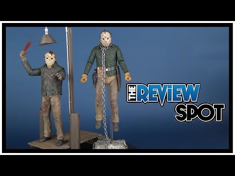 Friday the 13th Camp Crystal Lake | NECA Toys Accessory Set Review!