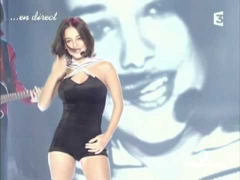 Alizee - J'en Ai Marre - extended 'sexy' - 2003 en concert Alizée (видео)