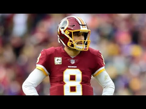 Kirk Cousins    'Welcome To Minnesota'    Run This Town    2017-18 Highlights (видео)