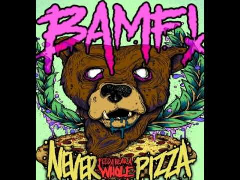 bamf - Music from there ep Never Feed a Bear a Whole Pizza http://www.facebook.com/BAMFmusic.