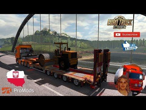 Ownable overweight trailer Kassbohrer LB4E v1.1