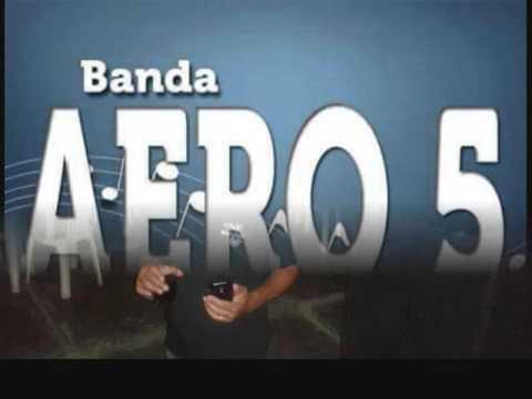 Banda Aero 5 - Na Rua na Chuva (Ao Vivo) em Paulo Jacinto