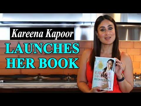 Kareena Kapoor launches her book Pregnancy Bible