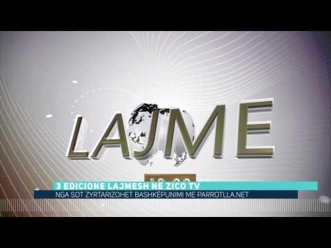 3 edicione lajmesh në ZICO TV, në bashkëpunim me PA RROTLLA (Video)