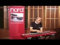 Clavia Nord Stage EX 88 Produktvideo 02