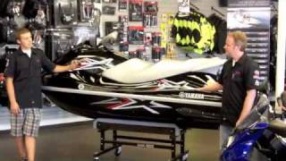 7. Yamaha Waverunner VX Deluxe Personal Watercraft Walkaround
