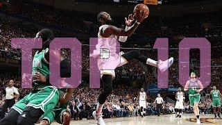 Top 10 Plays: The Starters by NBA