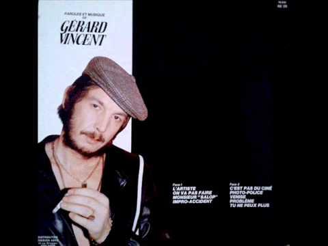 GERARD VINCENT - MONSIEUR SALOP