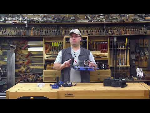 Review Rockler Rail Coping Sled