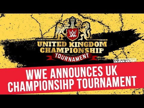 Return Of the WWE United Kingdom Championship Tournament; King Of The Ring Confusion Cleared Up