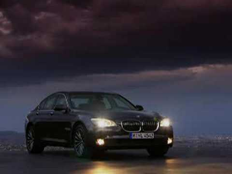 Video: BMW 730d F01 Exterior Lighting