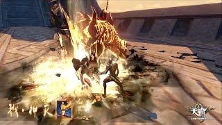 Видео к игре Revelation из публикации: Демонстрация навыков класса Assassin из Revelation