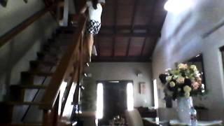 Como Pular Dá Escada Parte 2 Morrendo De Rir