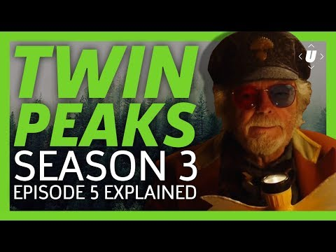 Twin Peaks Season 3 Episode 5 Breakdown!