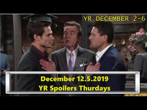 YR 12/5/2019 - The Young And The Restless Spoilers Thurdays, December 5 - YR News And Update