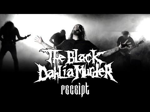 The Black Dahlia Murder: Receipt