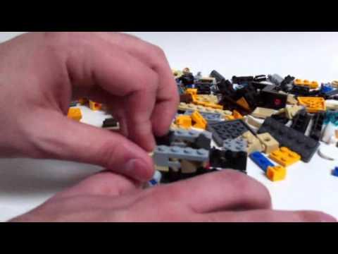 Vidéo LEGO Chima 70002 : Le monster truck de Lennox