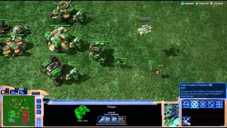 HDStarcraft talks about the Terran changes for HOTS