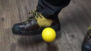 video thumbnail Air-permeable safety shoes youtube