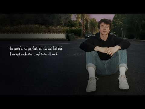 Alec Benjamin - If We Have Each Other [Official Lyric Video] - Thời lượng: 3 phút, 4 giây.