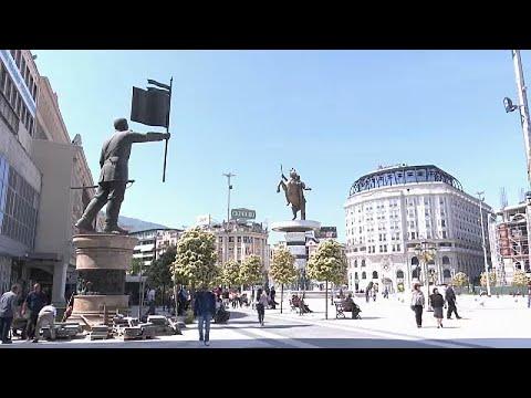 Δημοσκόπηση Σκόπια: Οι πολίτες λένε «ναι» στο δημοψήφισμα…