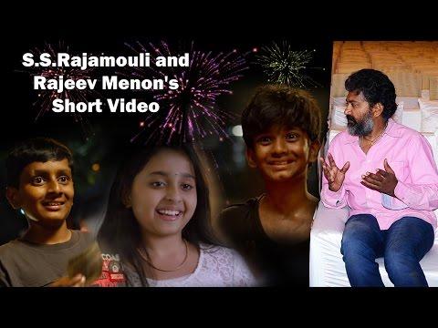 S.S.Rajamouli & Rajeev Menons