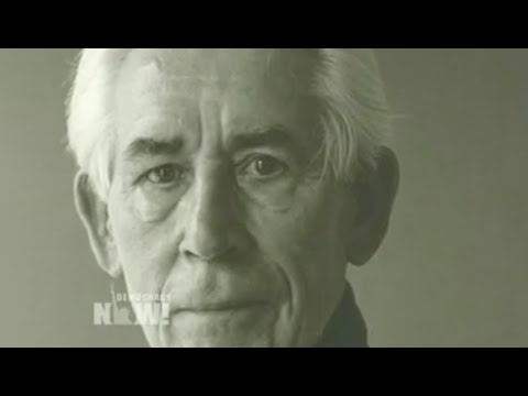 israel - http://www.democracynow.org - A 91-year-old man honored by Israel for saving a Jewish life during the Nazi Holocaust has returned his medal in protest of the Gaza assault. Henk Zanoli was given...