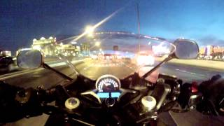 9. Can a Honda CBR250r keep up on the highway?