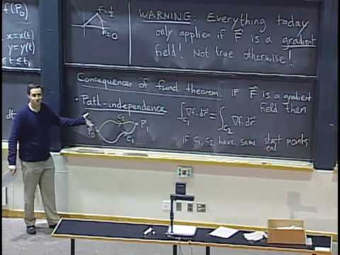 Lec 20 | MIT 18.02 Multivariable Calculus, Fall 2007