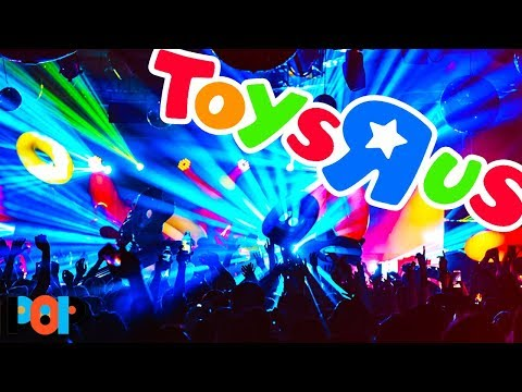 Police Raid Illegal Rave In An Abandoned Toys R' Us