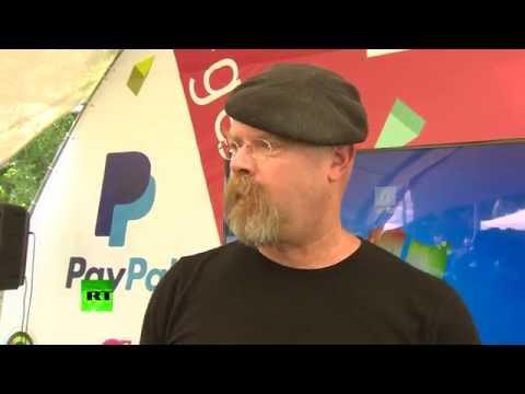 «Разрушитель легенд» Джейми Хайнеман заговорил по-русски на Geek Picnic в Москве