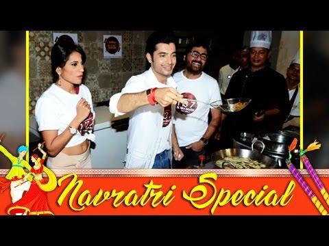 NAVRATRI SPECIAL : Ssharad Malhotra Makes Jalebi |
