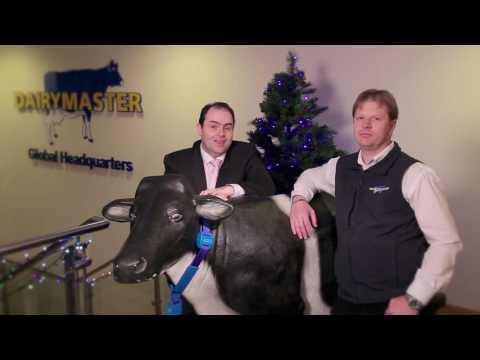 DairyMaster поздравляет читателей The DairyNews с Новым Годом!