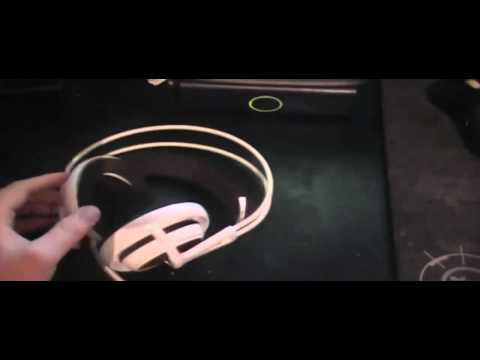 Icemat audio Sibera headset review