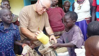Interview With Father George Grima, Founder Of GibMissionAfrica