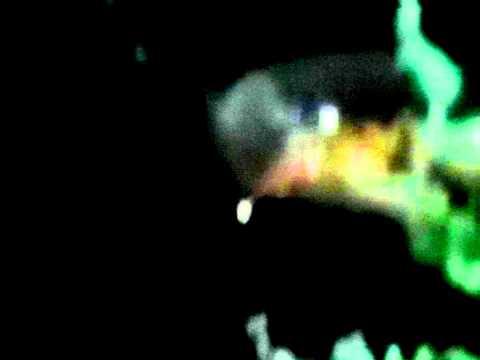 Olympic UFO Flashing Lights