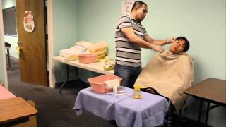Shaving The Resident.avi