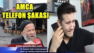 Video LAİKLİK ELDEN GİDİYEAH  TELEFON ŞAKASI ! MP3, 3GP, MP4, WEBM, AVI, FLV Agustus 2018
