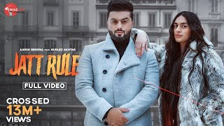 Video Jatt Rule | Aarsh Benipal | Gurlej Akhtar | Mani Reddu | Gur Sidhu | Swagger Music | New Song 2020 download in MP3, 3GP, MP4, WEBM, AVI, FLV January 2017