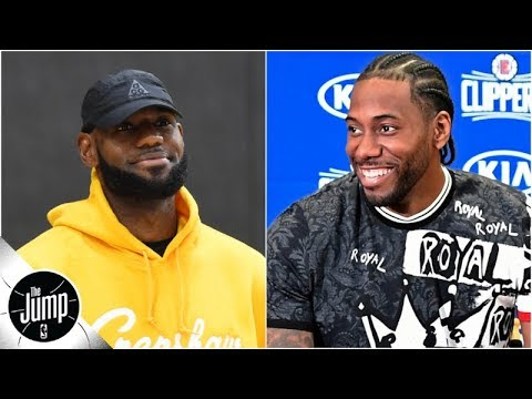 Video: Bucks, Lakers and Clippers: Who will win more games next season? | The Jump