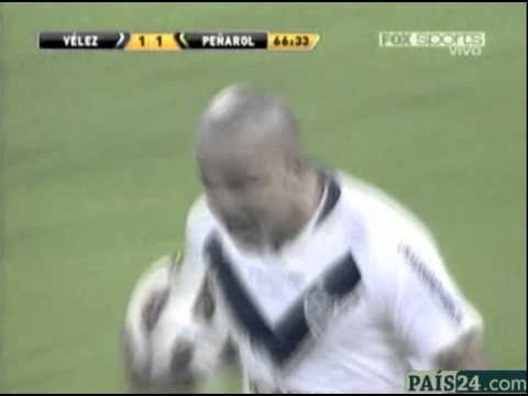 Vélez Sarsfield 2 - 1 Peñarol (Semifinal de la Libertadores 2011)