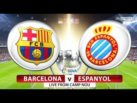 Hasil  Bola Tadi Malam Barcelona Vs Espanyol 2-0 All Goals Highlight[HD]