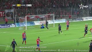 المغرب التطواني 3-1 سريع وادي زم هدف هشام العروي في الدقيقة 88.